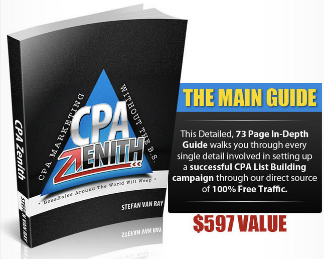 Description of the CPA Book